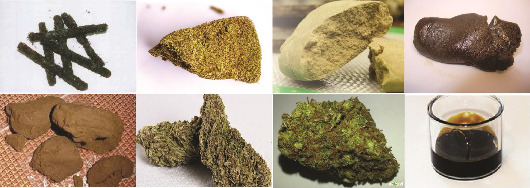 Cannabis products.